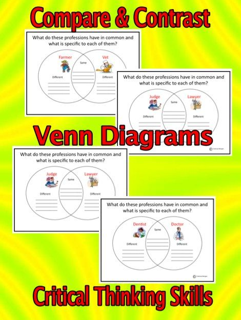 venn diagram vocabulary builder 27 best compare and contrast images on pinterest reading  27 best compare and contrast images on pinterest reading