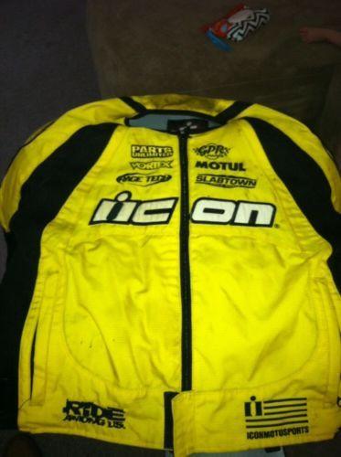 #apparel Icon Motorsports XL Stage 2 Merc Jacket please retweet