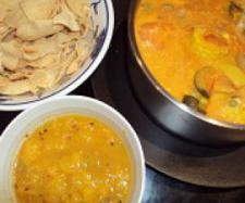 Fragrant Vegetable Curry with Mango Chutney | Official Thermomix Forum & Recipe Community