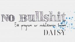 """NO BULLSHIT M Lithvall got commissioned to create an illustrated feature film and all graphics for the web TV show """"No Bullshit"""" by Daisy Beauty Magazine. No Bullshit is a series of episodes with expert panel discussions around beauty myths, truths and untruths.  For the web TV show, M Lithvall also created a custom handwritten font that was used for all name- and info signs."""