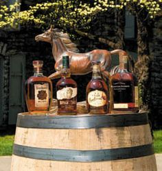 Bourbon Tours: Lexington, Kentucky  Took the Jim Beam tour, the world's largest producing bourbon distillery