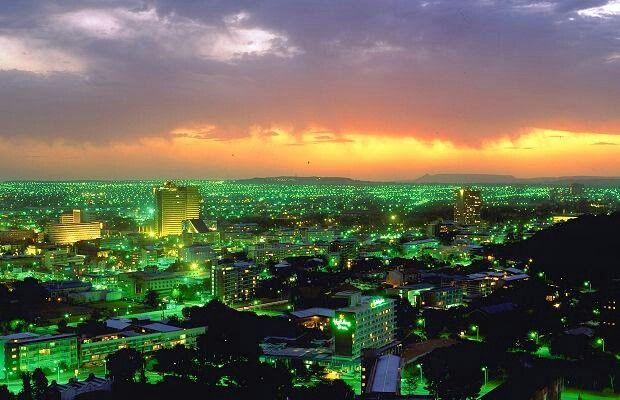 Beautiful Bloemfontein - South Africa