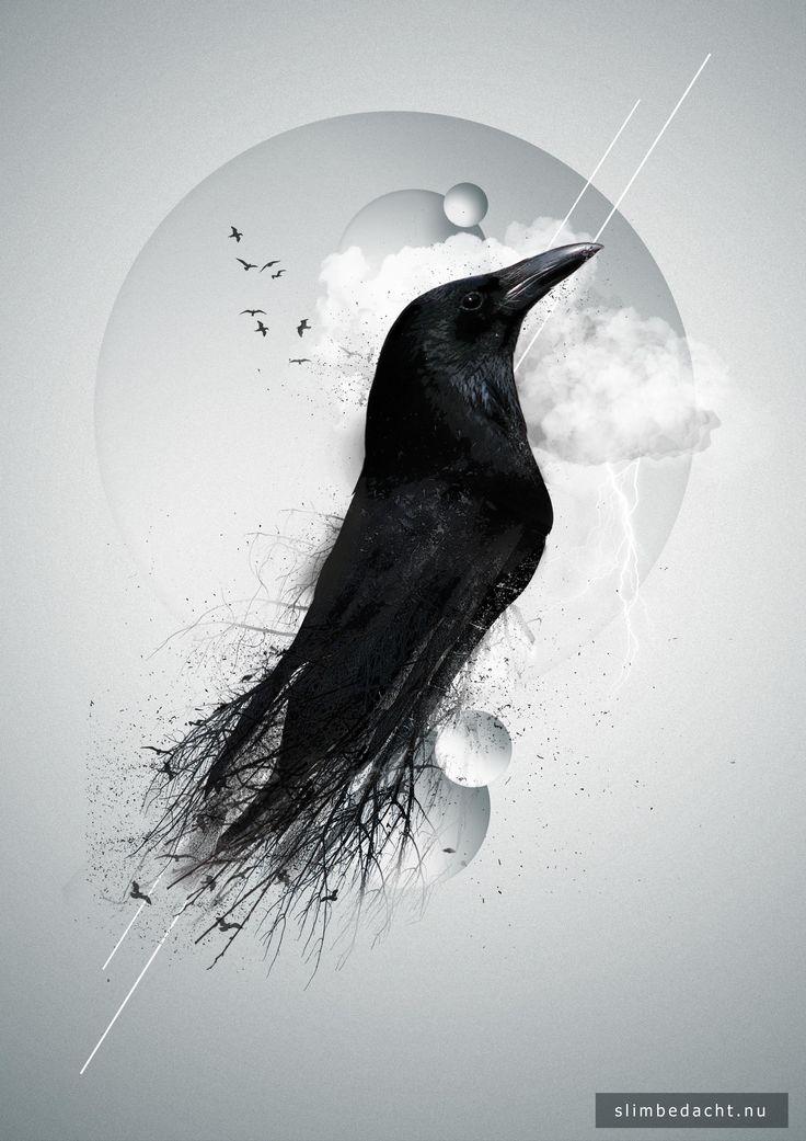 Crow design.