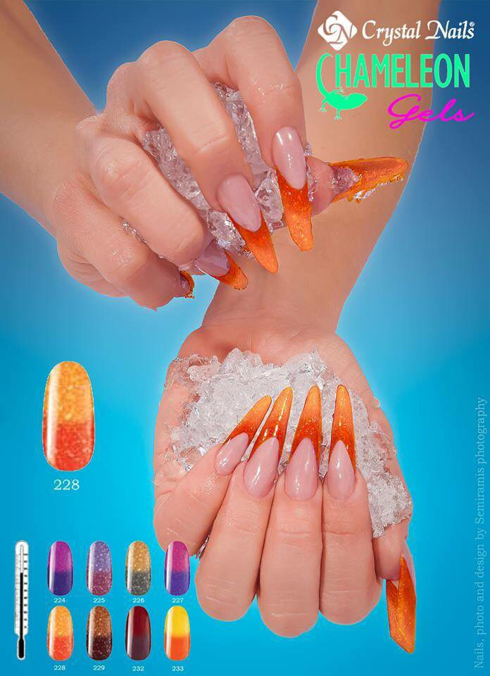 1000 Images About Crystal Nails Products And Designs On