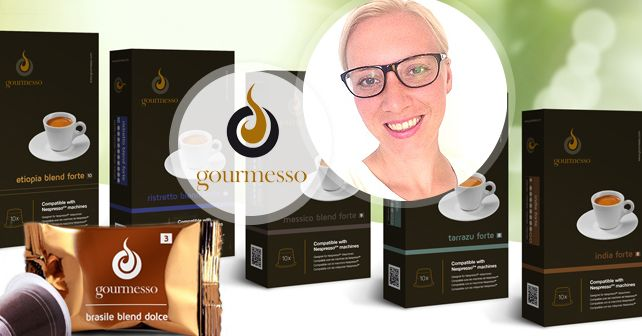 "An exciting interview with our CEO! (German) ""Gourmesso - die Alternative für die Nespresso®-Maschine"""