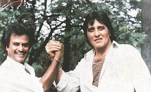 Vinod Khanna in hospital, stable