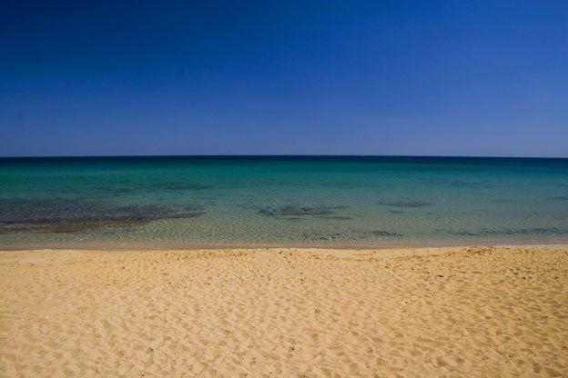 Spiaggia Gallina, Siracusa
