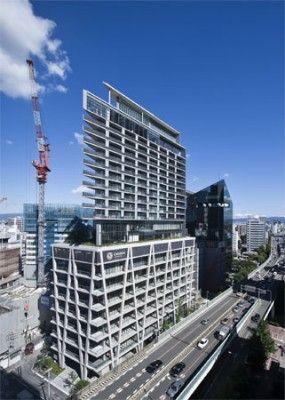 日本を代表する建築家安藤忠雄の設計した「チャスカ茶屋町」 茶屋町のおすすめスポット