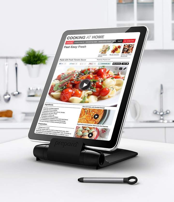 Prepara Iprep Tablet Stand Stylusfrom Prepara The Iprep Tablet