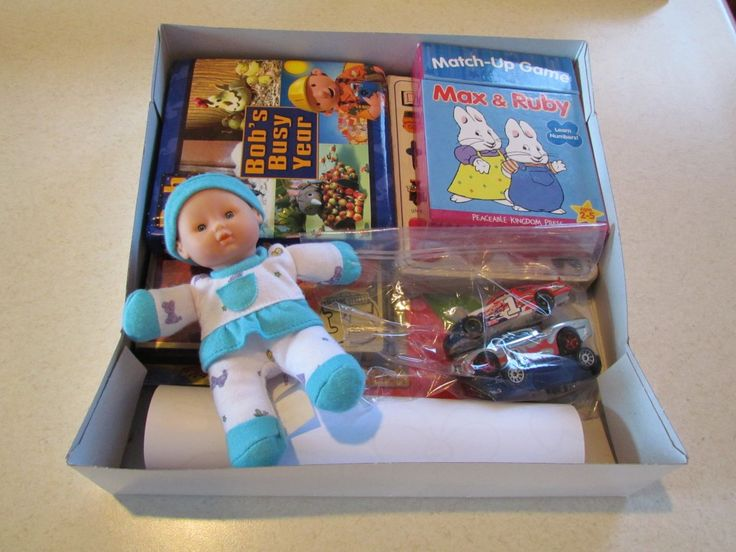 Gift Idea for a New Mom: Nursing Time Box - Thriving Home