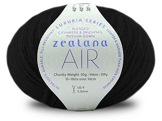 Zealana AIR Chunky L03 Black