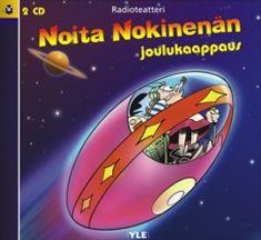 Noita Nokinenän joulukaappaus (2 kuunnelma-cd) (CD)