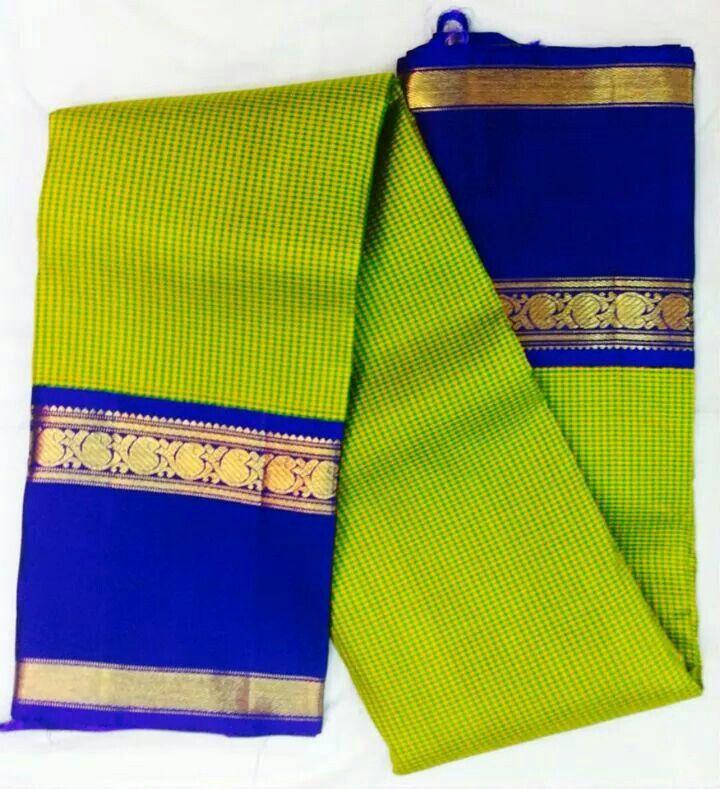 Lovely kanjeevaram saree
