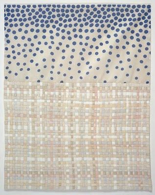 textile by Louise Bourgeois....beautiful.
