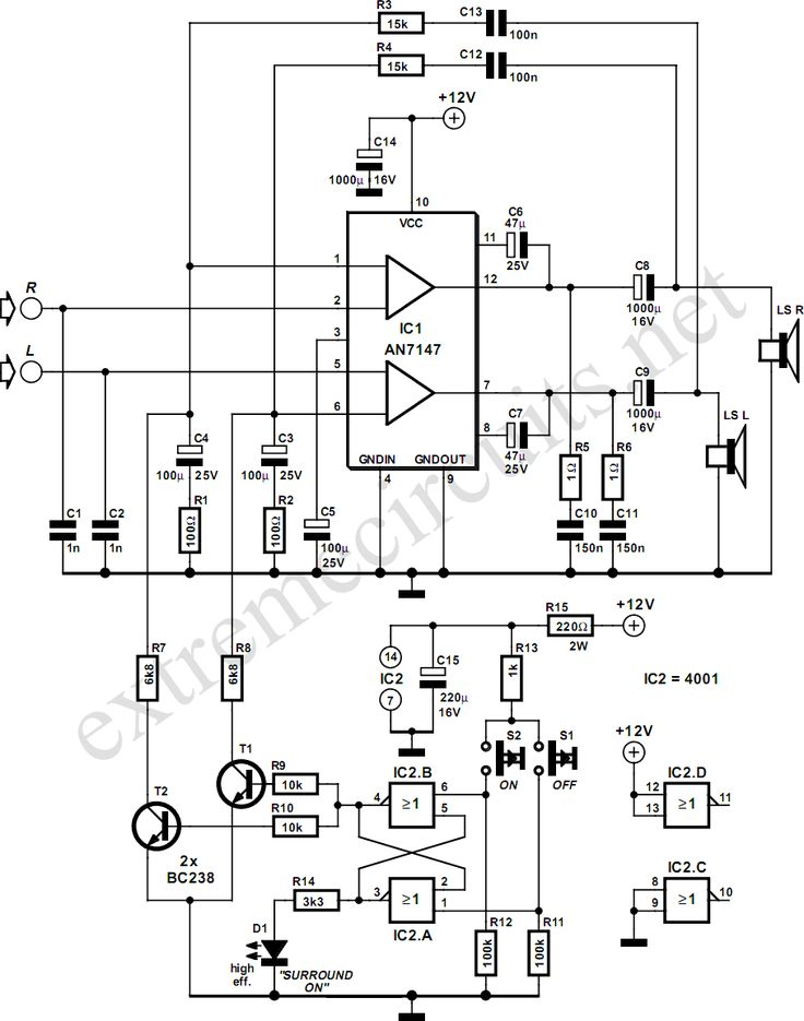 electronics projects battery monitor