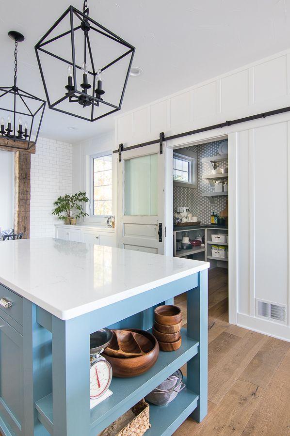 Butler S Pantry Wallpaper Kitchen Remodel Kitchen Design