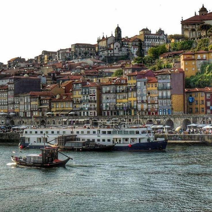 ¿Es Oporto la ciudad más bonita de Portugal? http://bit.ly/1YumHsK