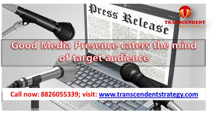 PUBLIC RELATIONS speak the message of a brand to its defined target audience. Call now: 8826055339; visit: www.transcendentstrategy.com