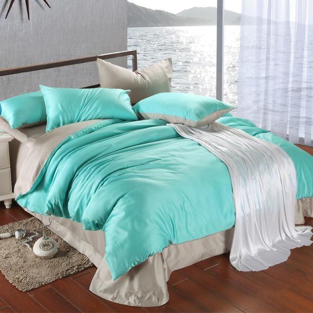 Popular Blue Green Duvet Covers-Buy Cheap Blue Green Duvet Covers ...