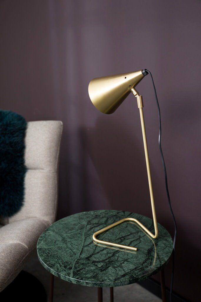 Dutchbone Lampa Stołowa Brasser 5200020 : Lampy stołowe : Sklep internetowy Elektromag Lighting #vintage #lighting
