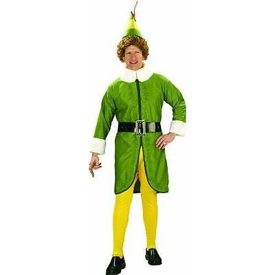 Men Costumes: Elf Movie Buddy The Elf Costume, Green, Standard Size New -> BUY IT NOW ONLY: $39.09 on eBay!