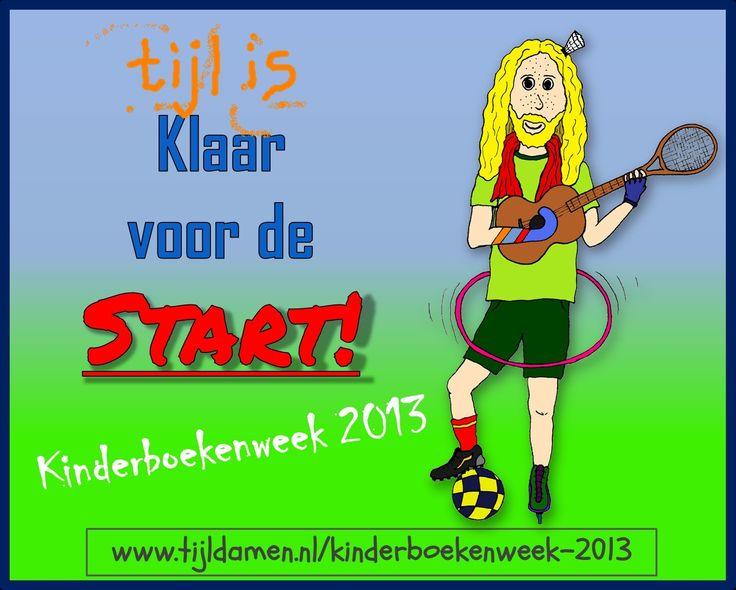 'Voetballen'. Een lied van Tijl Damen voor de Kinderboekenweek 2013 Sport en spel.