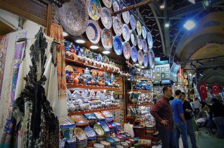 Gran Bazaar, Turkey