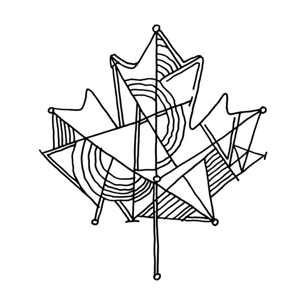167 Best Canadian Maple Leaf Colouring Pages Images On