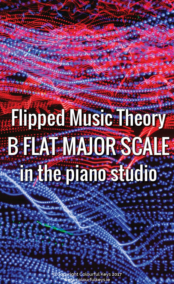 Don't let your students forget their scales! Use these fun exercises to practice them. http://colourfulkeys.ie/supreme-scale-drills-introducing-b-flat-major-scale/