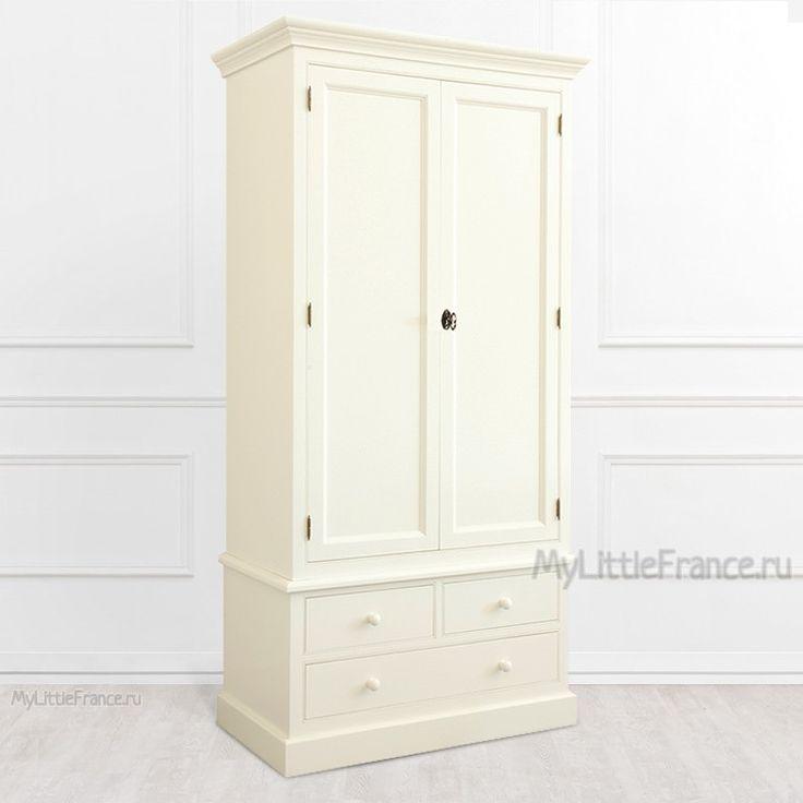 Шкаф для одежды Amelia - Шкафы для одежды - Спальня - Мебель по комнатам My Little France