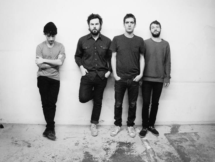 SUUNS Plus The Backhomes - May 22nd at Lucky Bar, Victoria.