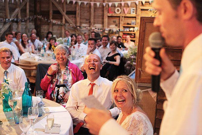 grooms brother speech at herons farm wedding