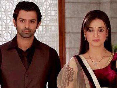 Arnav and Khushi in Iss Pyaar Ko Kya Naam Doon!