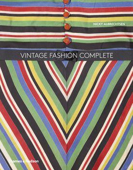 Vintage Fashion Complete www.vintagexplorer.co.uk