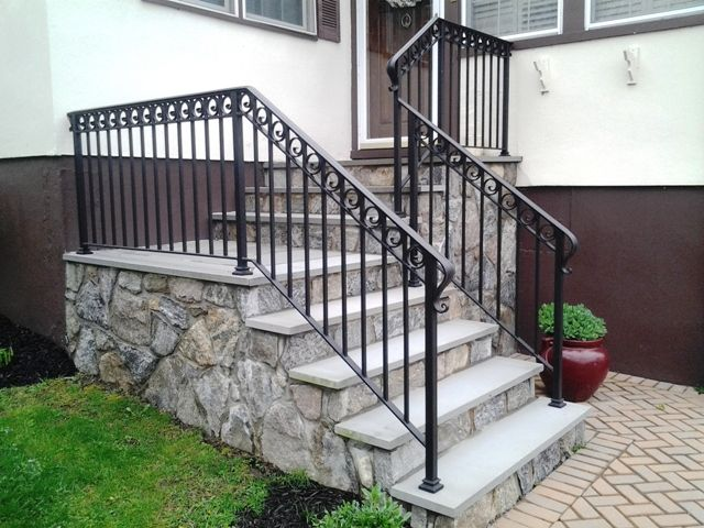 Best Decorative Wrought Iron Railing Wrought Iron Railings In 400 x 300