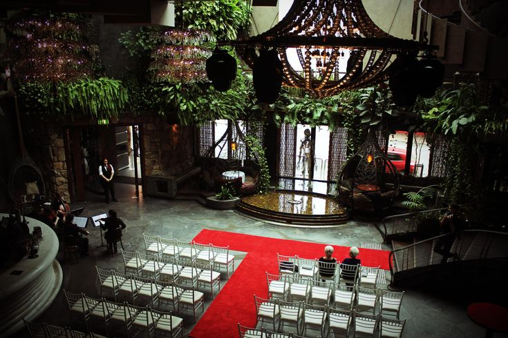 Cloudland - Brisbane Wedding Ceremony Location & Venue.