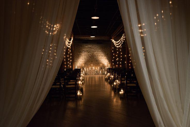 Planner: Angela Proffitt Venue: Houston Station, Nashville Photographer: Matt Andrews Photography