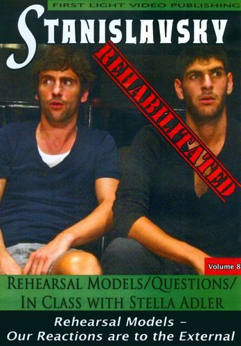 Rehearsal Models/Questions/In Class with Stella Adler [DVD] [2009]