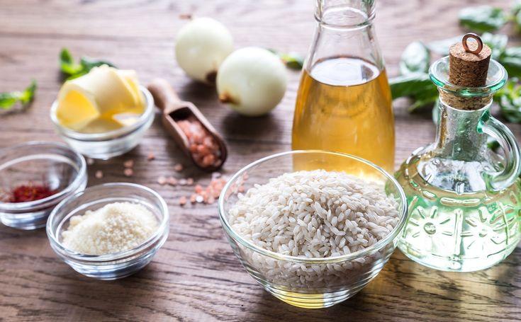 Lapsang Souchong Tea Risotto Recipe
