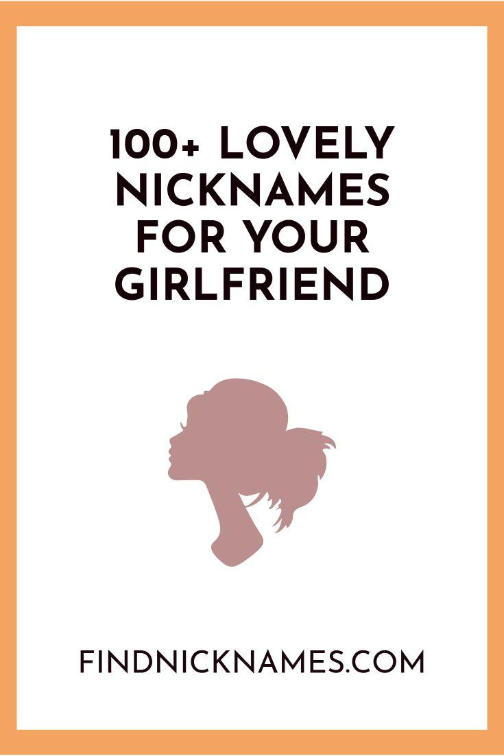 Best 25+ Nicknames For Girls Ideas On Pinterest