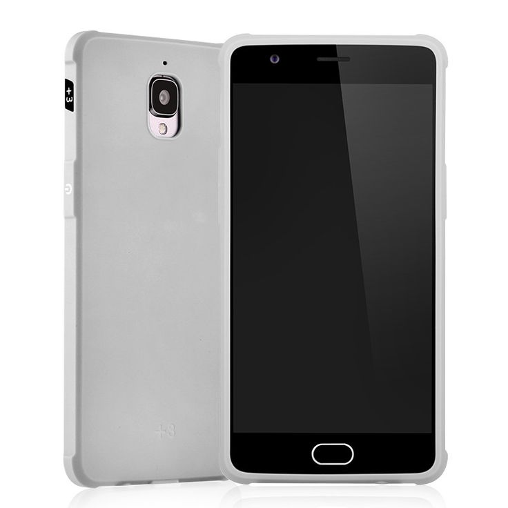 Luxury phone case For OnePlus 3 3t High quality silicone hard Protective back cover for oneplus3 one plus 3 phone shell housing