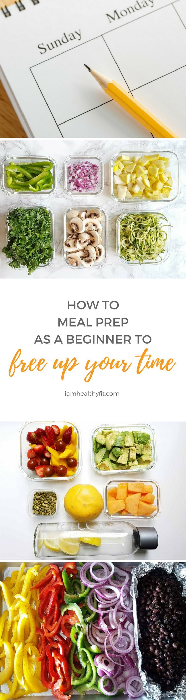 Plan your meals to get more metime for yourself.. invest in yourself and make time to do things you always wanted to. take control of your life