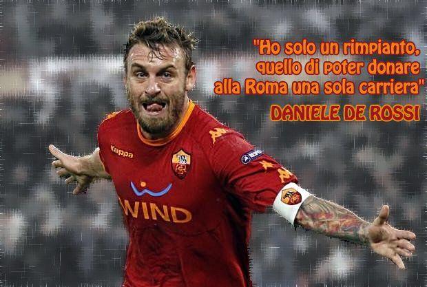 Daniele De Rossi - AS Roma http://asr1927news.blogspot.it/