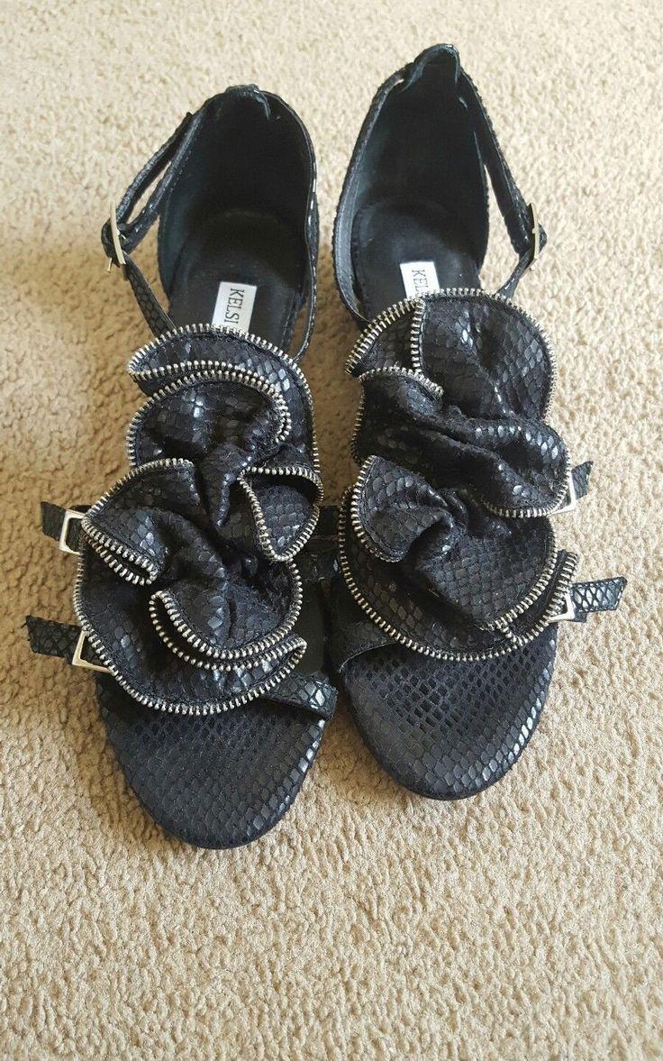 16.14$  Watch now - http://vidwm.justgood.pw/vig/item.php?t=t71byx13640 - Kelsi Dagger Women's 'Monroe' Leather Sandals