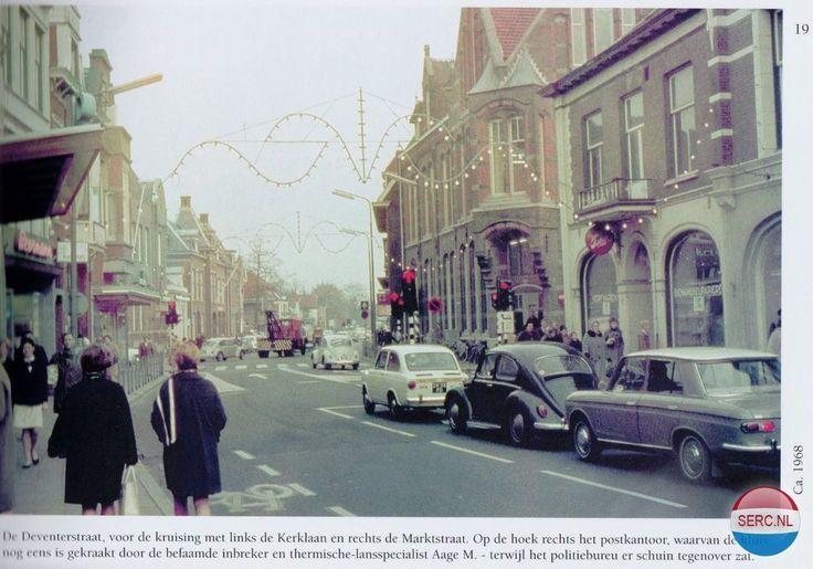 Deventerstraat Apeldoorn (jaartal: 1960 tot 1970) - Foto's SERC
