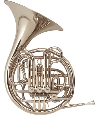 One of my Passions. I love my Conn 8D French Horn. Music takes out what words can't express
