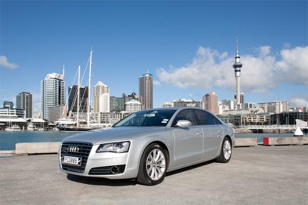 Audi A8 - PCD