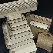 Сувениры и подарки ручной работы. Ярмарка Мастеров - ручная работа Любые коробочки по вашим размерам. Handmade.
