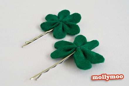 Molly Moo – a mums blog devoted to children's crafts & activities, all things handmade & fab findsSt Patrick Day Crafts #1