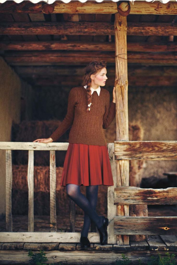 Toast AW12 Women Early Autumn Lookbook - I would wear and wear